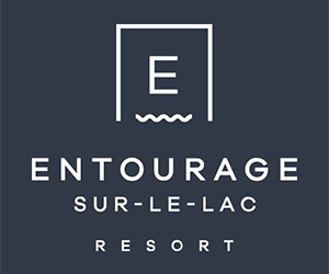 Entourage sur le lac - Resort